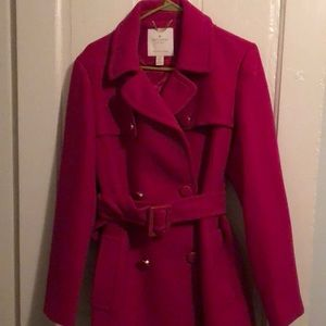 Kate Spade ♠️ Wool blend coat